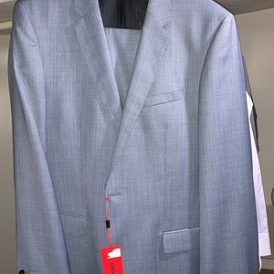 ef27c7571 Hugo Boss Suits & Blazers | Mens Wool The James 3 Sharp 5 Suit ...